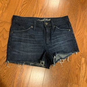Universal Threads high waisted shorts 00/24